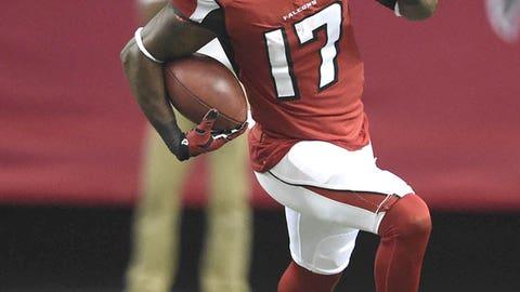 Returner: Devin Hester, Falcons (32)