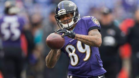 WR: Steve Smith Sr., Ravens (36)