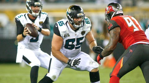 Guard: Brandon Linder, Jaguars