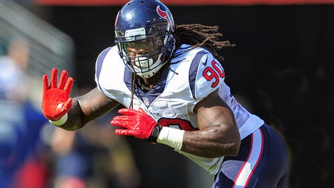 San Diego Chargers at Houston Texans, 1 p.m. CBS (708)