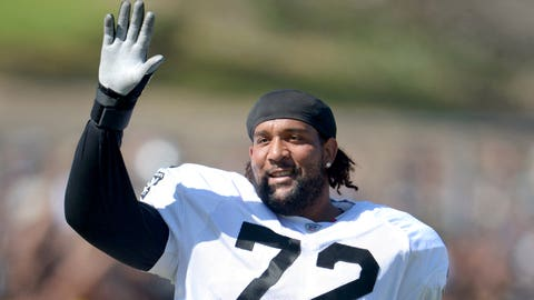 Oakland Raiders: Donald Penn, OT, age 33