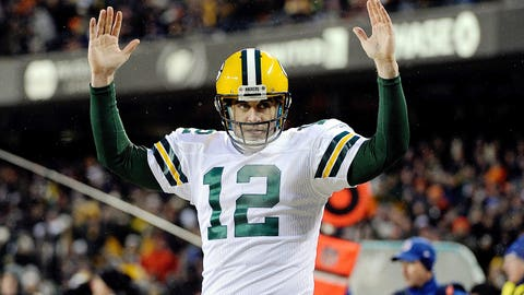 Green Bay Packers: QB Aaron Rodgers - $22 million