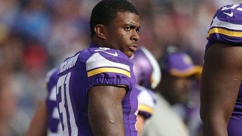Minnesota Vikings -- Jerick McKinnon (RB)