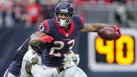 Running back: Arian Foster, Texans