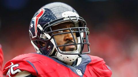 Tackle: Duane Brown, Texans