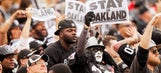 Could San Antonio act as temporary home for Raiders?