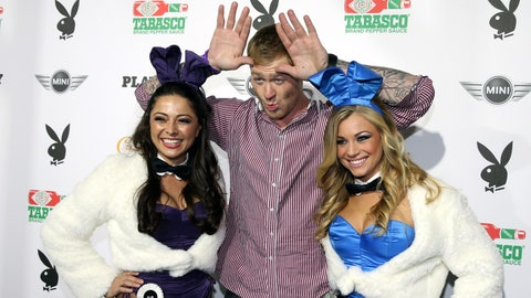 New York Giants -- TE Jeremy Shockey