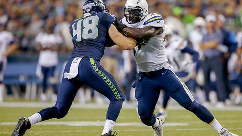 San Diego: Can outside linebackers Melvin Ingram and Jerry Attaochu spearhead an improved pass rush?
