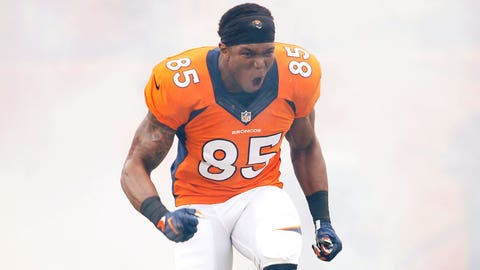Denver Broncos: Virgil Green