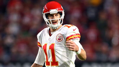 Chiefs QB Alex Smith, $17 million