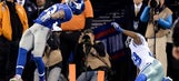 Odell Beckham Jr. poses for nude version of 'The Catch'