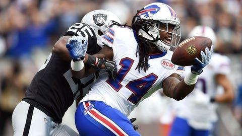 Buffalo: Wide receiver Sammy Watkins