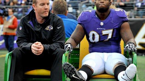 Baltimore: Defensive tackle Timmy Jernigan
