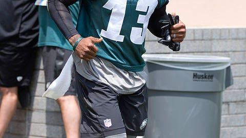 Philadelphia: Wide receiver Josh Huff