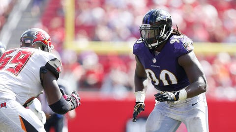 NFC NORTH -- Chicago: Outside linebacker Pernell McPhee