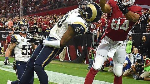NFC WEST -- St. Louis: Cornerback E.J. Gaines