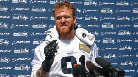 Seattle: Outside linebacker Cassius Marsh