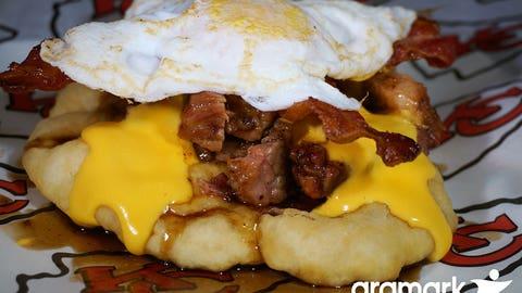Kansas City -- Tailgate Sandwich