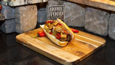 MetLife Stadium: The 'Kitchen Sink' Sandwich