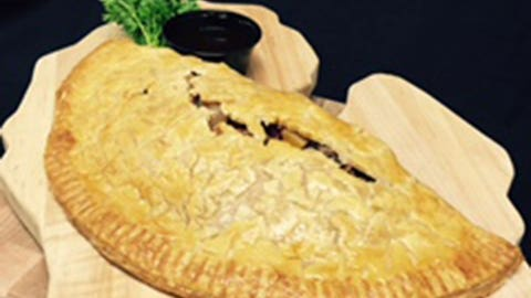 Detroit -- Ford Field Beef Pasty