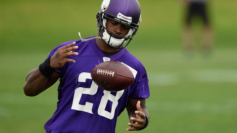 5. Adrian Peterson
