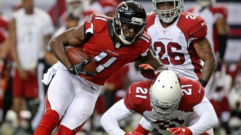 Falcons WR Julio Jones