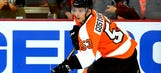 Flyers prospect Shayne Gostisbehere talks comeback from ACL injury
