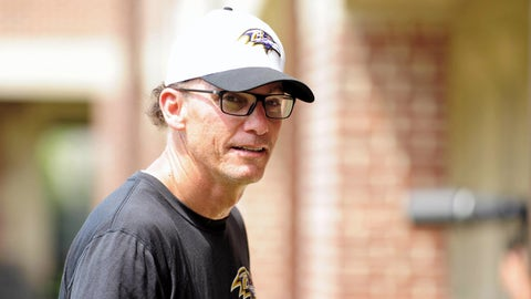 Another offensive coordinator