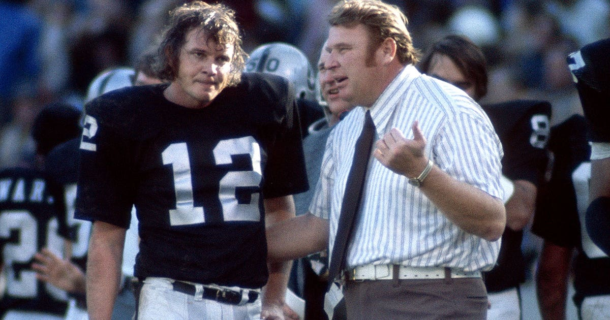 John Madden Says Ken Stabler S Death A Shock To All Of Us