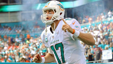 Miami Dolphins: QB Ryan Tannehill - $19.25 million
