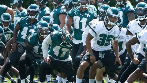 12. Philadelphia Eagles