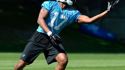 25. Carolina Panthers