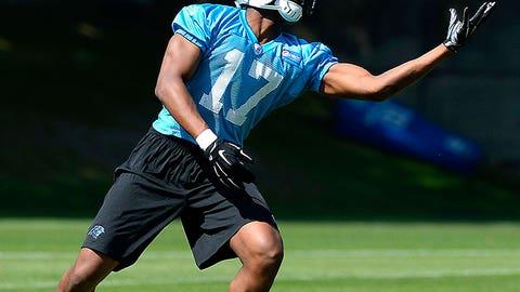 25. Carolina Panthers