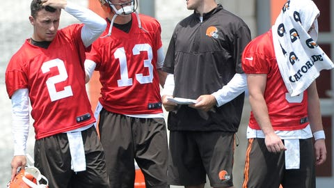 27. Cleveland Browns