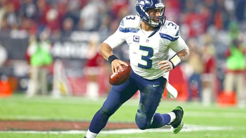 Seattle quarterback Russell Wilson ($1.542 million):