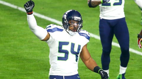 Seattle linebacker Bobby Wagner ($977,427)