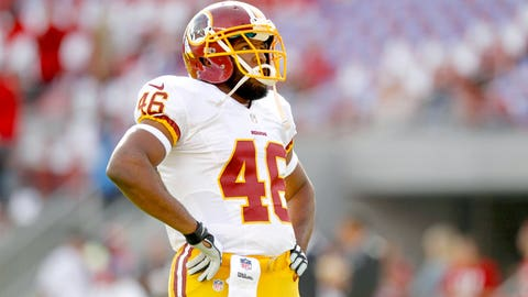 Washington running back Alfred Morris ($1.542 million)