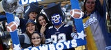 The Cowboys are the second-most valuable sports team in the world
