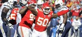 Kansas City Chiefs lock up OLB Justin Houston with six-year deal