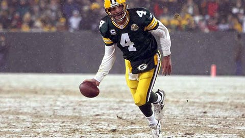 Final Packers victory: Jan. 12, 2008