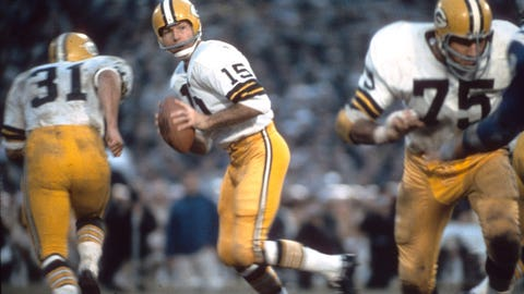 Green Bay Packers: QB Bart Starr, 17th round (200 overall), 1956