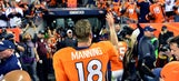 Peyton Manning paid a visit to Chattanooga after tragic shooting
