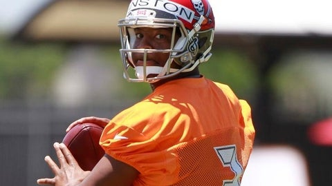 Bucs QB Jameis Winston, $6.3 million