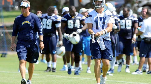 Can Philip Rivers outduel Peyton Manning in the West?