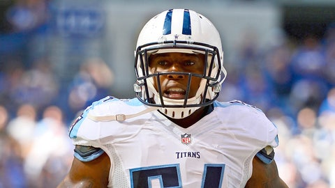 Tennessee Titans: Avery Williamson