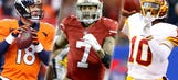 11 NFL QBs who are on the hot seat in 2015