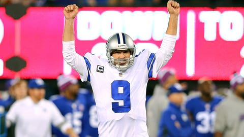 Dallas Cowboys: QB Tony Romo - $18 million