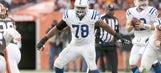 Colts release starting OT Gosder Cherilus