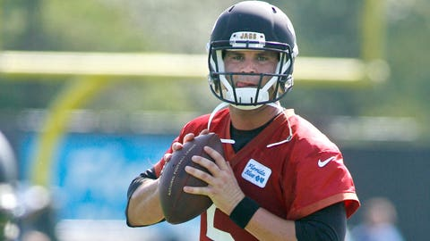 Jaguars QB Blake Bortles, $5.2 million