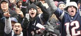 Vindicated: New England fans celebrate, question Goodell following Brady ruling